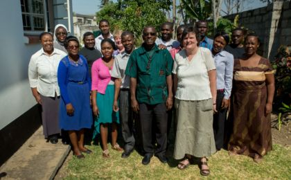 Serenity Harm Reduction Programme Zambia (SHARPZ)
